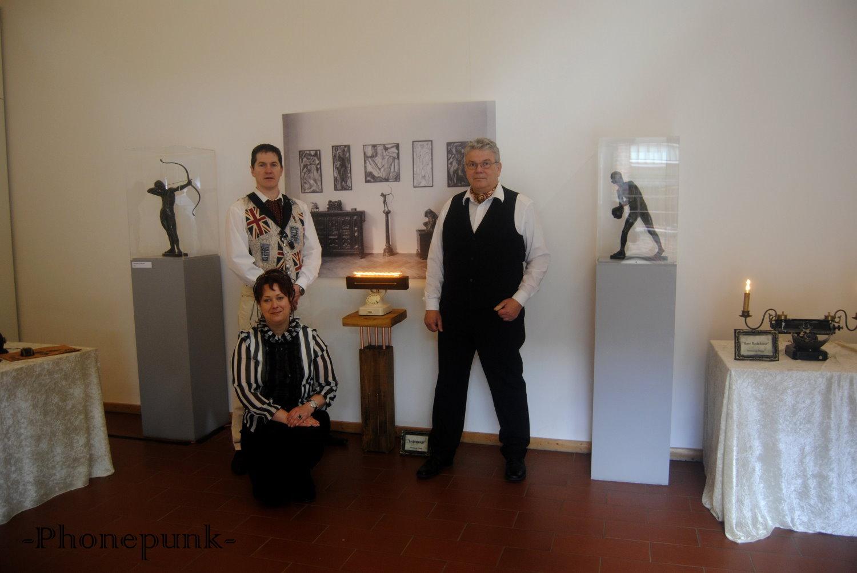 Kunststätte Bossard / Phonepunk / Andre Kahlke