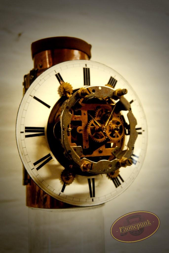 The Empire Brass Clock Big Ben