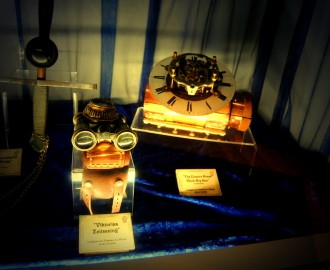 """""""Empire Brass Clock BIg Ben"""""""