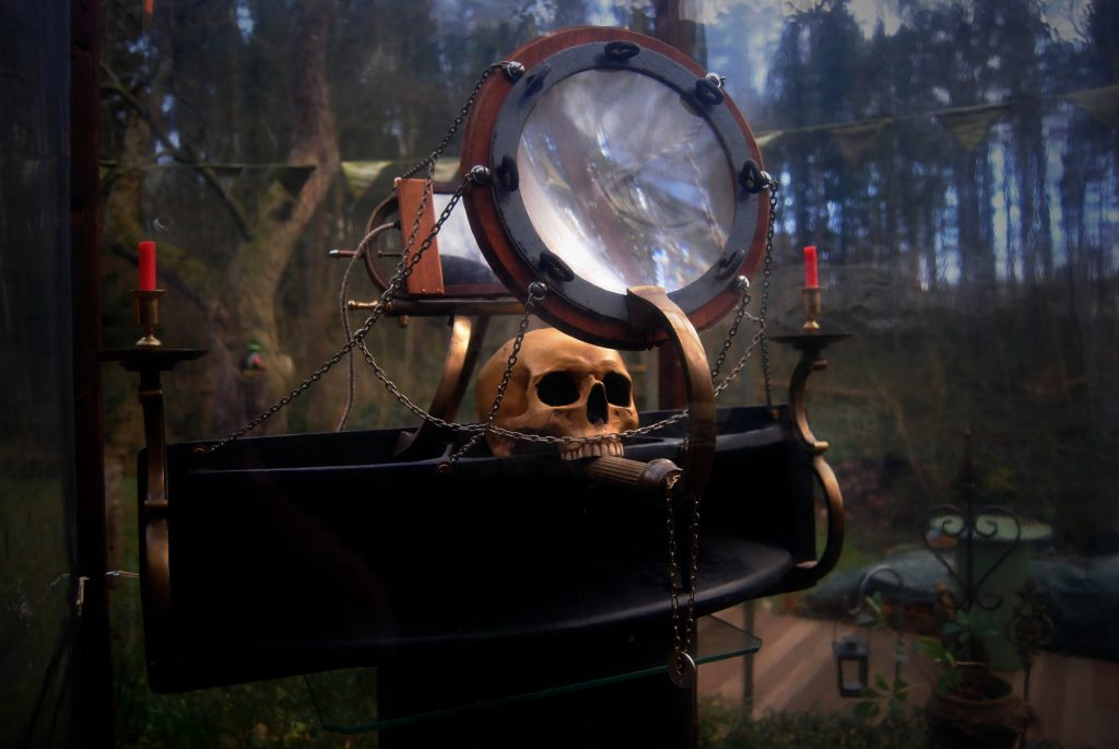 Machina Nostalgica, Phonepunk, Andre Kahlke, Steampunk, Exhibition, Ausstellung
