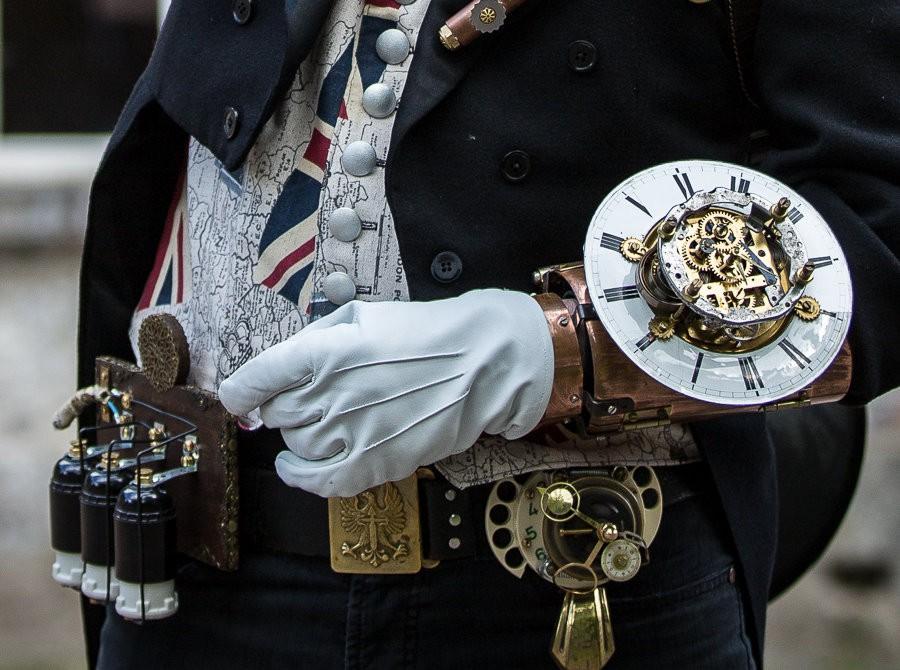 """""""The Empire Brass Clock Big Ben"""""""